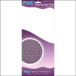 PME Impression Mat -Brick Design