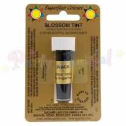 Sugarflair Blossom Tint Black 7ml