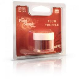 Plain & simple-Plumb Truffle