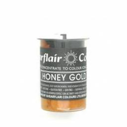 Sugarflair Pastel Honey Gold 25g Food Colour