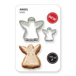 Angel Metal Cutters Set of 2