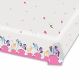 My Little Pony Plastic Tablecover 1.2m x 1.8m