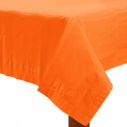 Orange Peel Paper Tablecover 1.37m x 2.74m