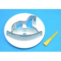 PME Rocking Horse Cutters set of 2