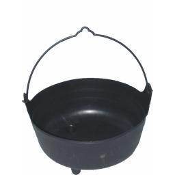 Lifesize Witches Cauldron Large