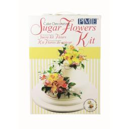 PME Sugar Flowers Student Kit For Cake Decorating Course