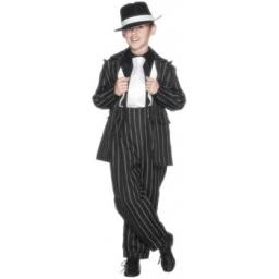 ZOOT SUIT COSTUME Childs Jacket/Trousers