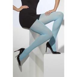 Fever Opaque Blue Tights