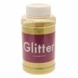 Gold Glitter - 450grm Bottle