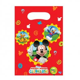 6 Mickey Mouse Clubhouse Loot Bags