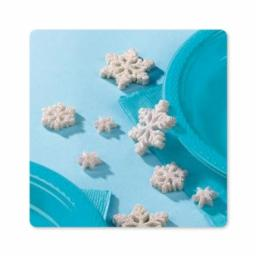 Frozen Snowflake Table Decorations 20 sprinkles