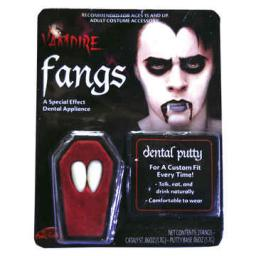 Vampire Fangs & Adhesive