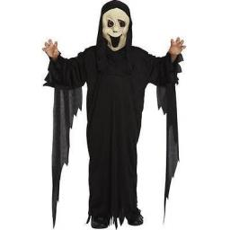 Child Demon Ghost Costume Medium