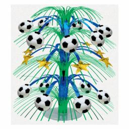 Championship Soccer Cascade Centrepiece 14inch