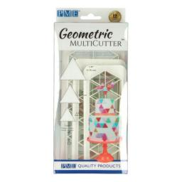 PME Geometric MultiCutters Triangle Set of 3