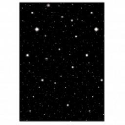Hollywood Starry Night Room Scene Setter 1.22x12m