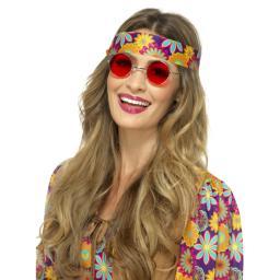 Hippie Specs Red