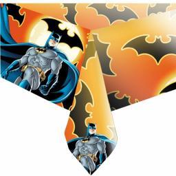 Batman Plastic Tablecover 120x180