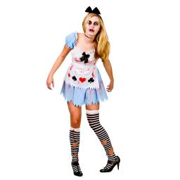 Alice in Zombieland Adult Costume