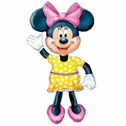 Minnie AirWalkers Foil Balloon - 52inch/132cm