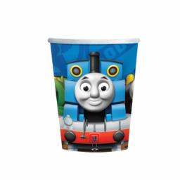 Thomas & Friends Paper Cups 266ml Hot/Cold 8pcs