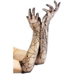 GLOVES LACE SPIDERWEB 21HEADERCARD