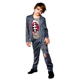 Nightstalking Zombie Boy Costume
