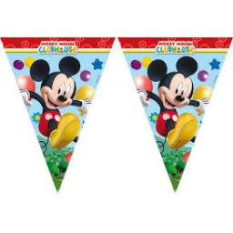 Mickey Mouse Flag Banner 2.3M