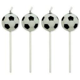 PME 4 Football Candles