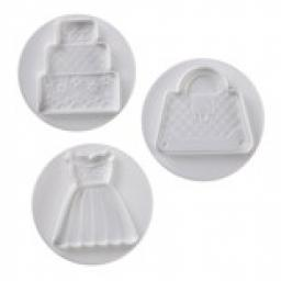Wedding Plunger 3 piece Pavoni