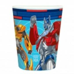 Trans Formers Paper Party Cups 8pcs