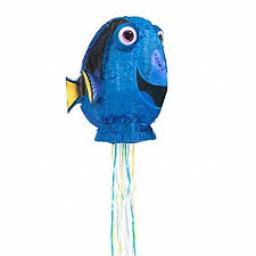Finding Dory Shaped Pull String Pinata
