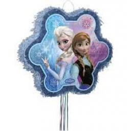 Disney Frozen Shaped Pull Pinata