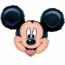 Mickey Mouse SuperShape Foil Balloon 27x21 inch