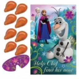 Frozen Olaf Pin Nose Party Game
