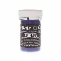 Sugarflair Pastel Purple 25g Food Colour