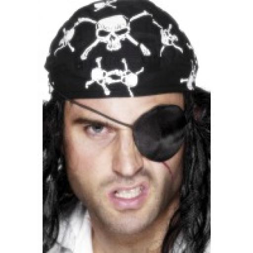 Deluxe Pirate Eyepatch
