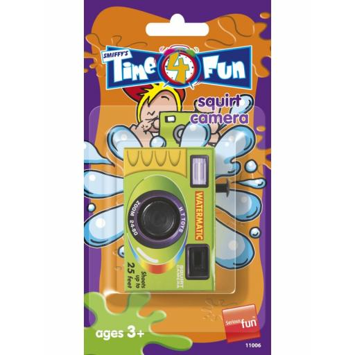 Time 4 Fun Squirt Camera