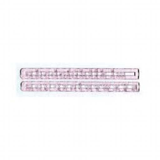 FMM Alphabet Cutters Set Lower Case 1cm