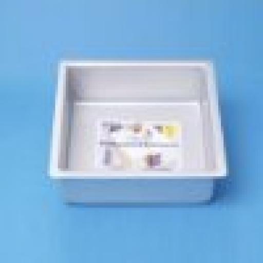 "PME Square Cake Pan (5 x 5 x 4"")"
