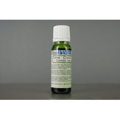 PME Airbrush Colour Lime 25g