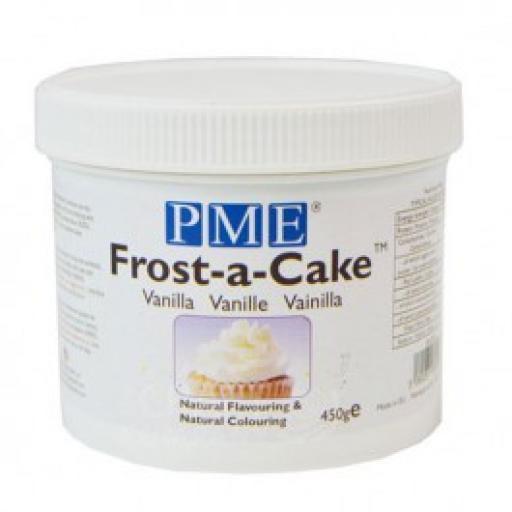 PME Frost a Cake Vanilla 450g
