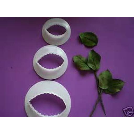 FMM Rose Leaf Cutterss