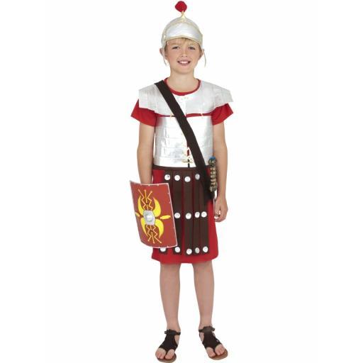 Roman Soldier Tunic Sash and Hat