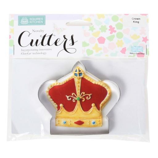 Squires King Crown Cookie Cutters