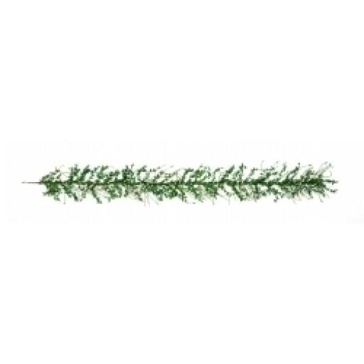 White & Green Berry Garland 1.8m