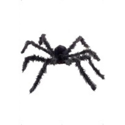 SPIDER GIANT HAIRY LITE UP EYES 40