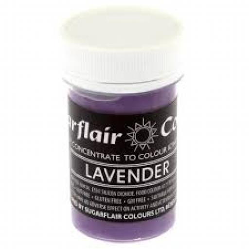 Pastel Pastel Paste Colour Lavender 25g
