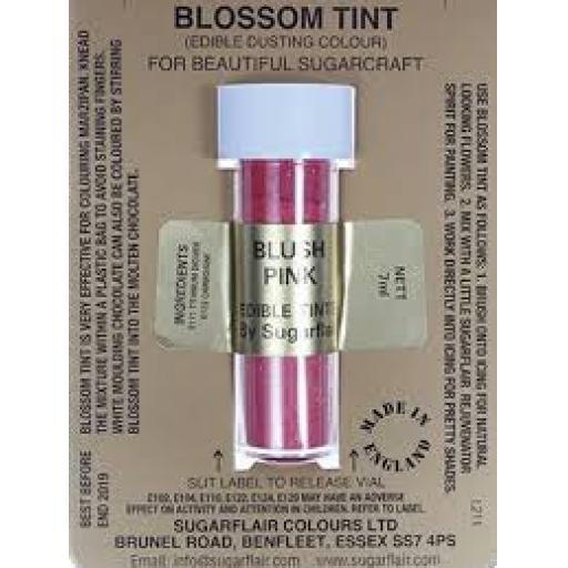 Sugarflair Blossom Tint Blush Pink 7ml