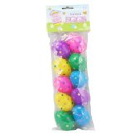 10 Fillable Easter Eggs Colours May Wary